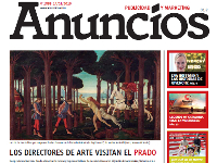 Nueve 'creatas' frente al Museo del Prado