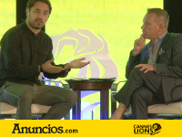 Jesús Revuelta, jurado en Entertainment Lions, ofrece sus impresiones sobre la competición