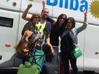 Los jóvenes creativos vienen ya 'pá Bilbao'