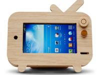 Vodafone y Shackleton convierten los móviles en televisores