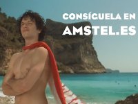 Amstel reinventa la toalla