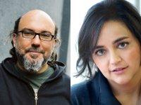 Toni Segarra y Almudena Román, en el segundo Debate CÓMO/Anuncios