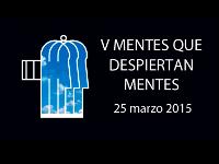 Andrew Robertson, David Muñoz y Montserrat Domínguez, ponentes en el 'V Mentes que despiertan Mentes'