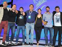 España gana 21 premios en la primera ceremonia