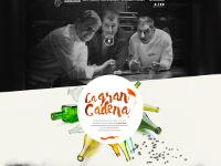Ecovidrio y los hermanos Roca quieren que los restaurantes reciclen
