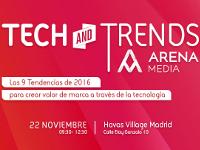 Arena Tech & Trends: las nuevas tendencias tecnológicas que impactan al consumidor y a las marcas