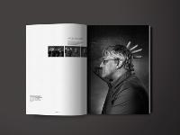 Retratados en blanco y negro por Ángel Álvarez