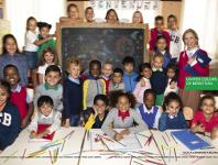 Benetton: integración en dos imágenes