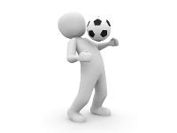 La creatividad se alía con el fútbol