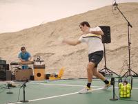 Roger Federer: cuando el tenis se convierte en música