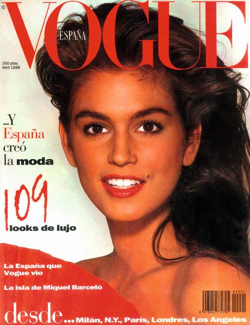 83cea9e860 ... portada de Vogue en España se pone el broche a la serie de eventos  organizados por la editora en nuestro país para celebrar su trigésimo  aniversario.