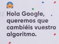 Gioseppo quiere que Google cambie su algoritmo