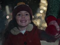 Ilusión y un elfo para la Navidad de El Corte Inglés