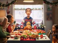 Creatividad británica para una Navidad diferente