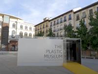 Este museo de plástico es efímero