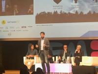 """Alfonso Fernández (Samsung) en El Sol: """"Hacer algo bueno y ganar dinero no tienen por qué entrar en colisión""""."""